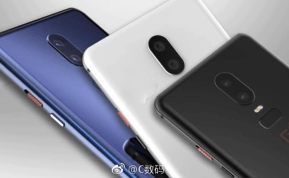 OnePlus 6 Colors