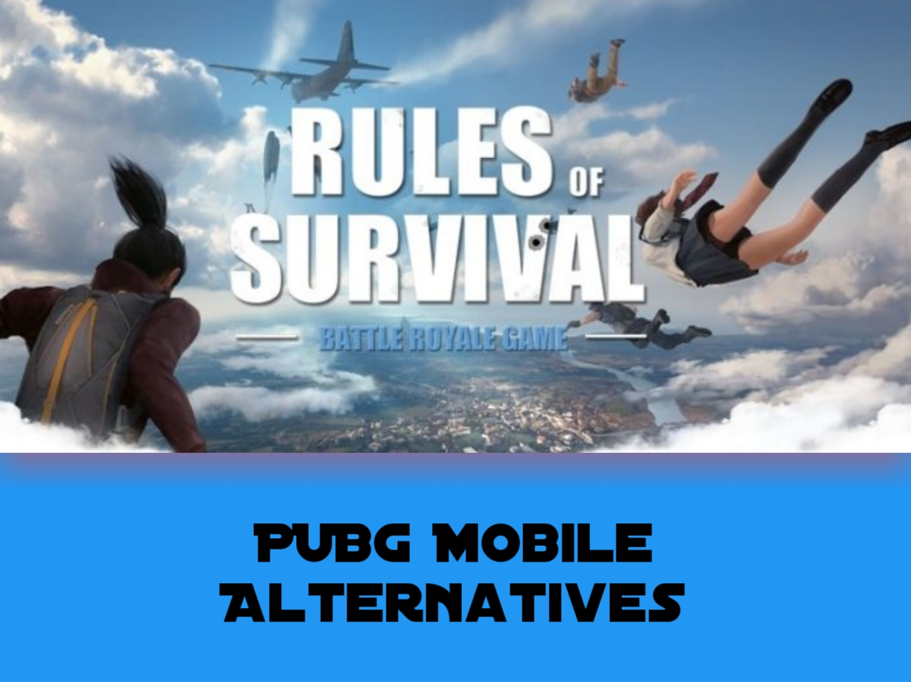 Games like PUBG Mobile