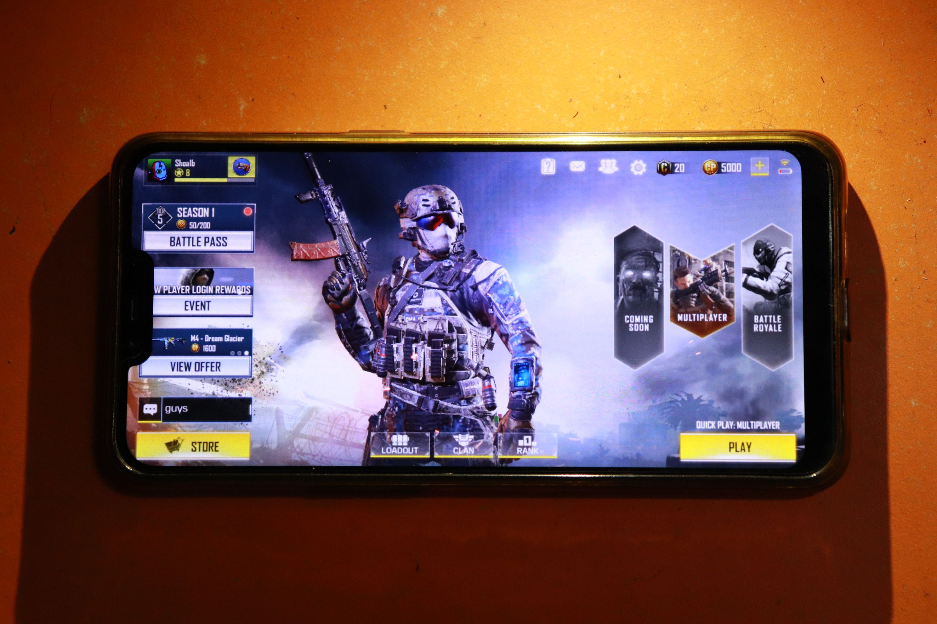 Download Call of Duty Mobile in India for FREE - 100% Working