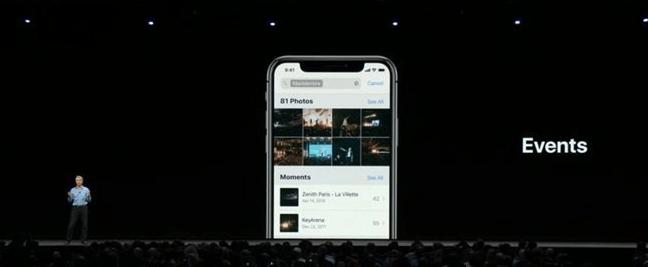 Apple iOS 12 - WWDC18