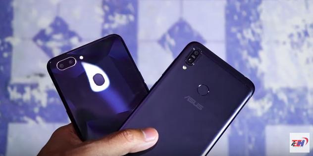 Zenfone Max M2 vs Realme 2