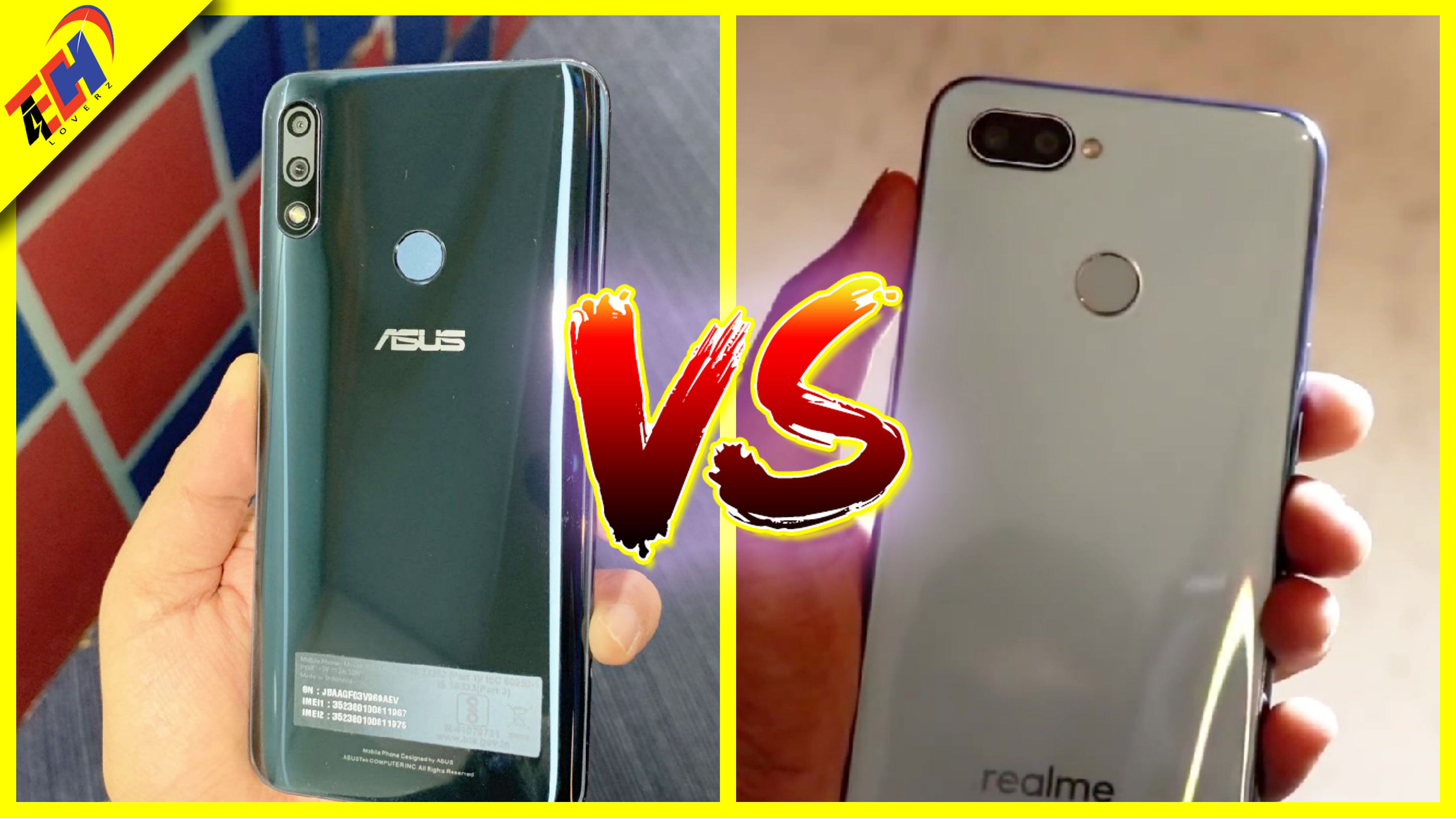 Asus Zenfone Max Pro M2 vs Realme 2 Pro – A Tough Comparison