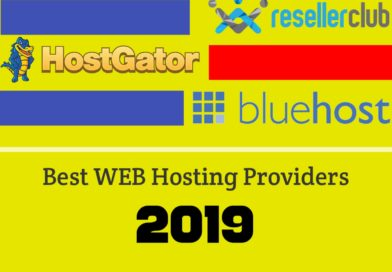 Best WEB Hosting Provider in 2019
