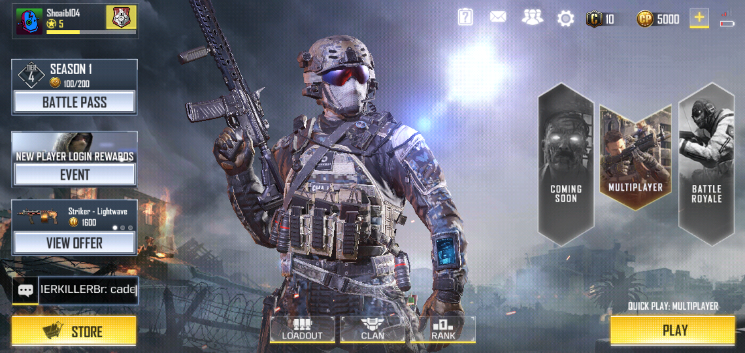 Download Call Of Duty Mobile In India For Free 100 Working