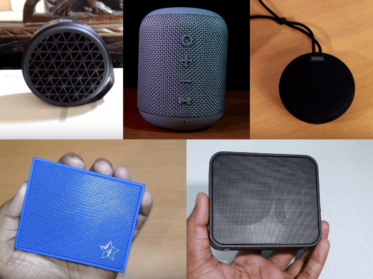 Best Bluetooth Speaker in India I have used in 2019