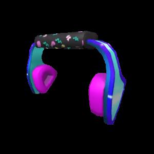 Gnarly Triangle Headphones Roblox