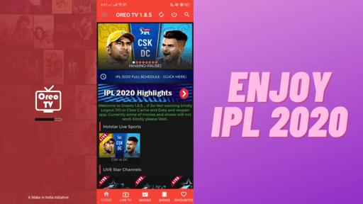 IPL Free 2020 Live HD